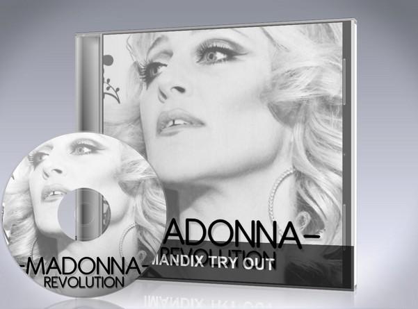 zzzzz Madonna-Revolution (Pre-Release) 2011