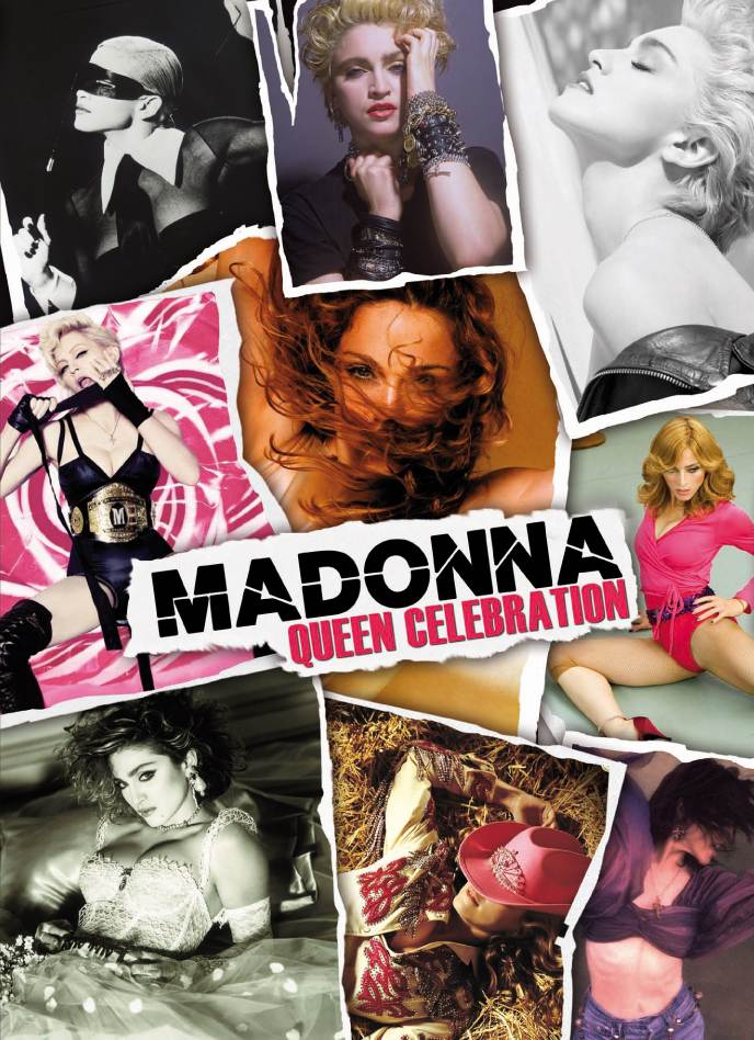09 10 20 madonna queen celebration book Record : Give Me All Your Luvin, 38ème U.S Top 10 !