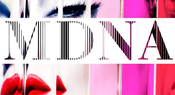 madonna mdna cover 28 CHARTS : Give Me All Your Luvin, Semaine 2 Actualisé