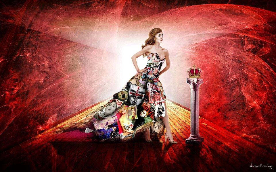 madonna art vision DÉCOUVERTE : *Madonna Art Vision