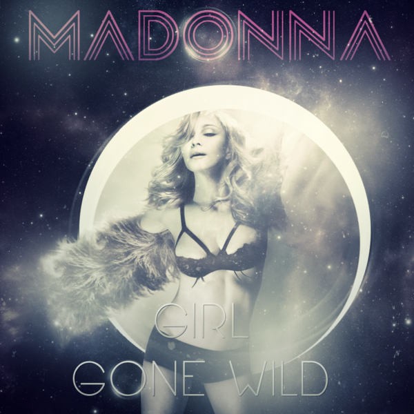 madonna girl gone wild cover 6 Critique Du Billboard et Crédits de MDNA !