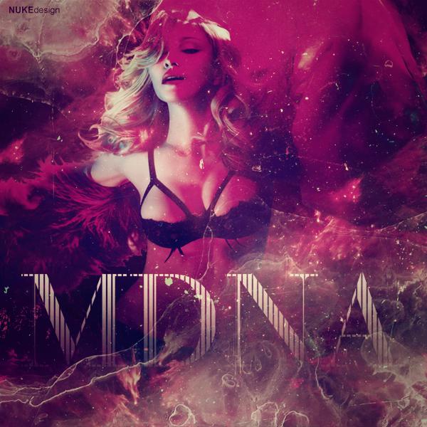 madonna mdna cover 43 MDNA : Des Extraits de lAlbum en Ecoute, Les Singles...ACTUALISE