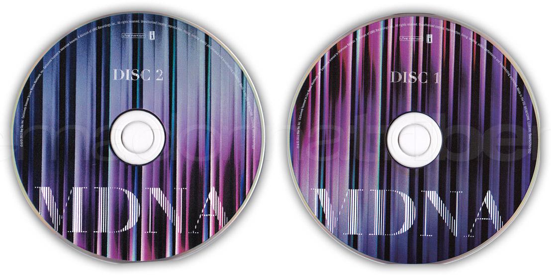 mdna discs 001 Cd, Vinyl MDNA & Livret ! Et Dautres News...