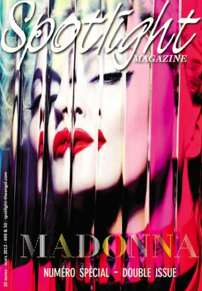 spotlight magazine MDNA #1 Aux Etats Unis & En Bref...
