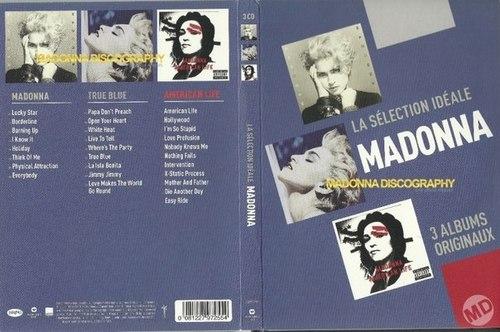 La sélection idéale Madonna 04
