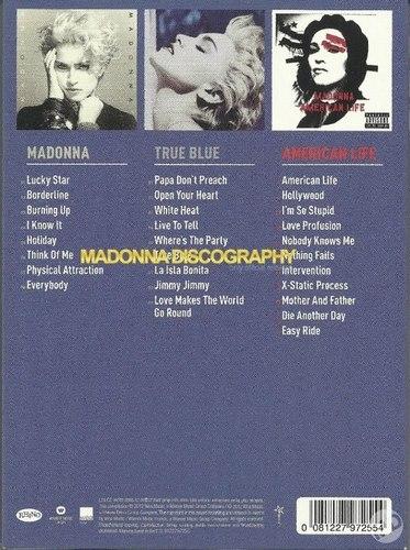 La sélection idéale Madonna 05