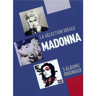 La sélection idéale Madonna