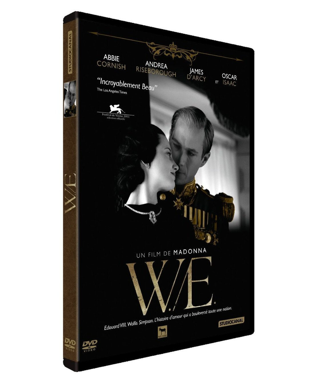 WE DVD French