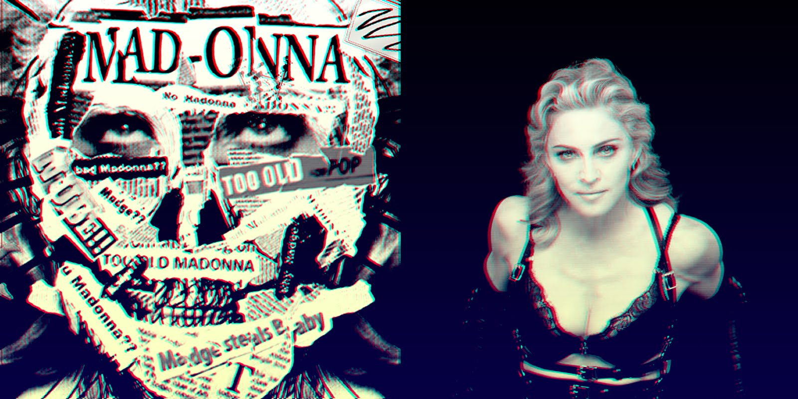 MDNA Tour Digicpack (14)
