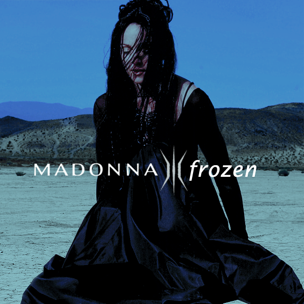 Madonna - Frozen (FanMade Single Cover) Made by Enanoj14
