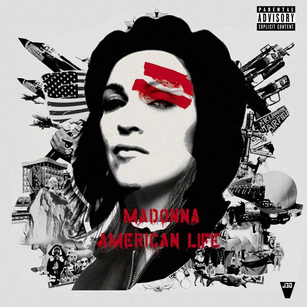 Anniversaire L Album American Life F 234 Te Ses 10 Ans
