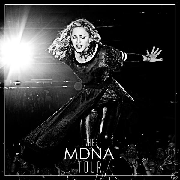 The MDNA Tourr