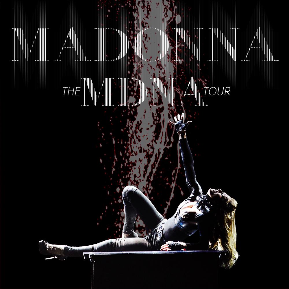 mdna tour live