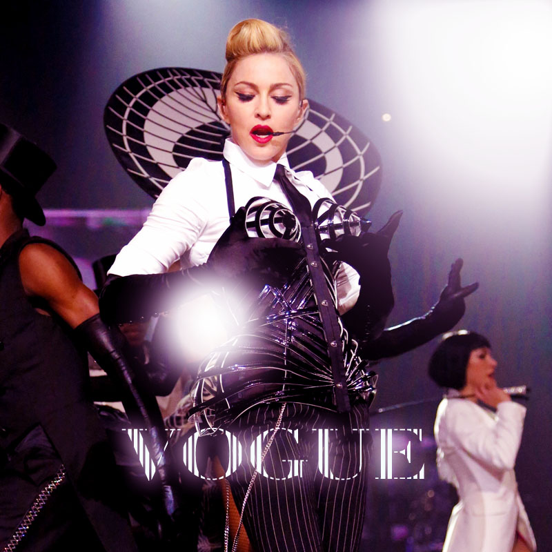 Vogue 5 by Ciorkine Official : Vogue (MDNA World Tour) Single Promo !