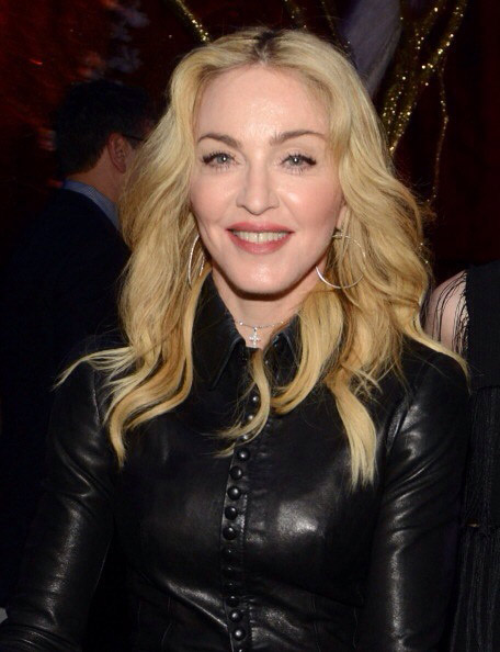 madonna Great American Songbook Gala 1 Madonna au Great American Songbook Gala, photos !