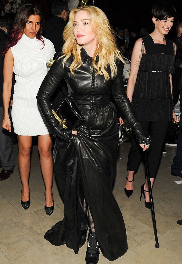 madonna Great American Songbook Gala 3 Madonna au Great American Songbook Gala, photos !