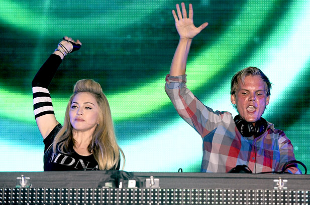 madonna avicii Madonna confirme travailler avec Avicii, quen pensez vous ?