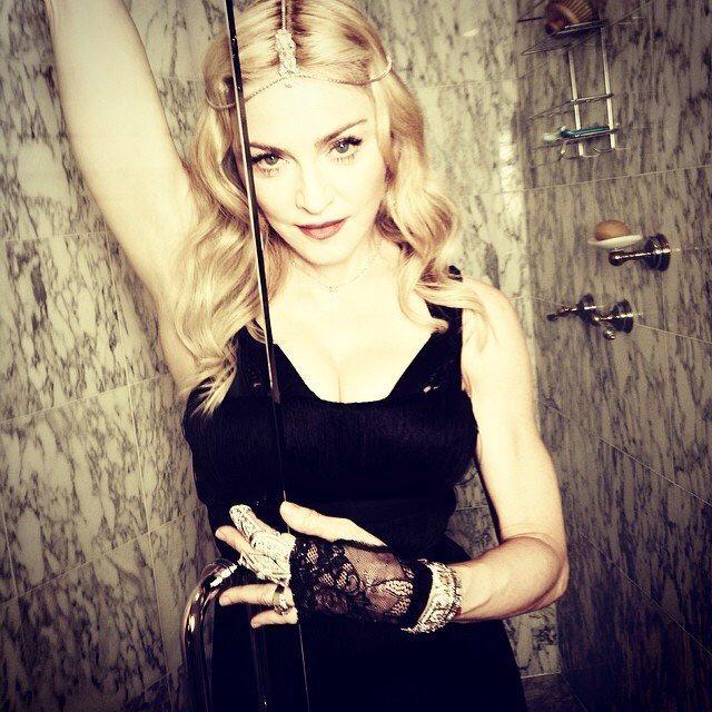 madonna Madonna : Doit elle arrêter vu son âge ?