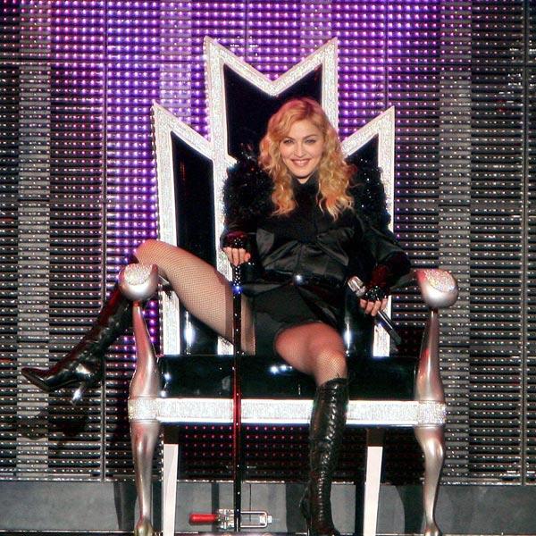 Madonna L'influence de Madonna sur Eurovision… aurait t elle gagnée la compétition ?